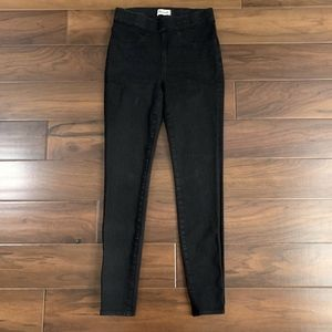 Madewell The Anywhere Skinny Pull On Jeans